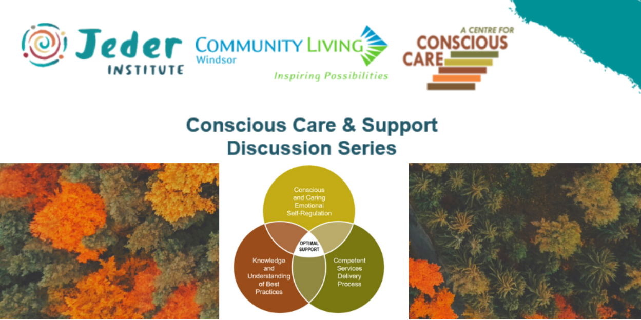 Conscious Care & Support Discussion Series 2021